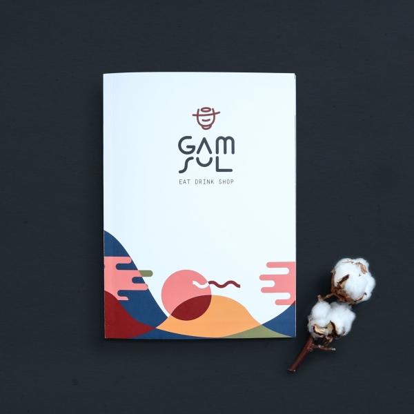 image of Gam Sul Menu
